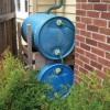 Rain barrel: A simple way to collect, save water