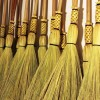 Skagit Broomworks creates old-fashioned corn brooms