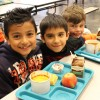 School cafeteria improvement projects under way