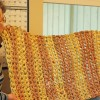 Sleeping Mat Project: Local group stitches with love