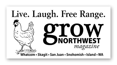 Grow Northwest bumper sticker
